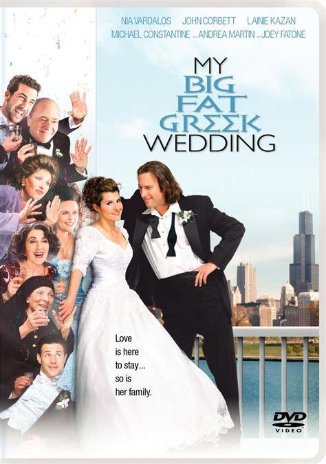 My Big Fat Greek Wedding DVD Release Date February 11, 2003