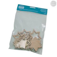 DAMASU Verpackung mit 20 Sternen
