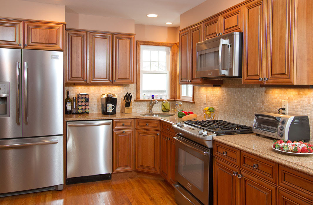 Kitchen Portfolio | R.A. Krendel Contracting, Inc ...
