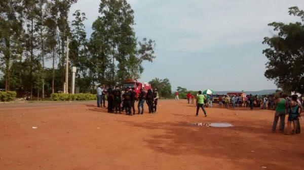 Após 3 dias de protestos e ameaça de intervenção da tropa de choque, BR-174 é liberada
