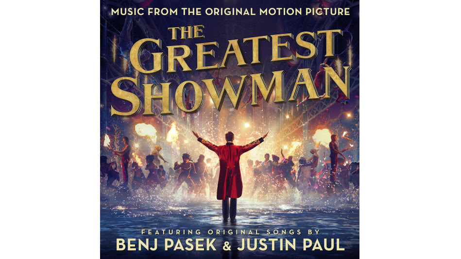 Image result for greatest showman soundtrack
