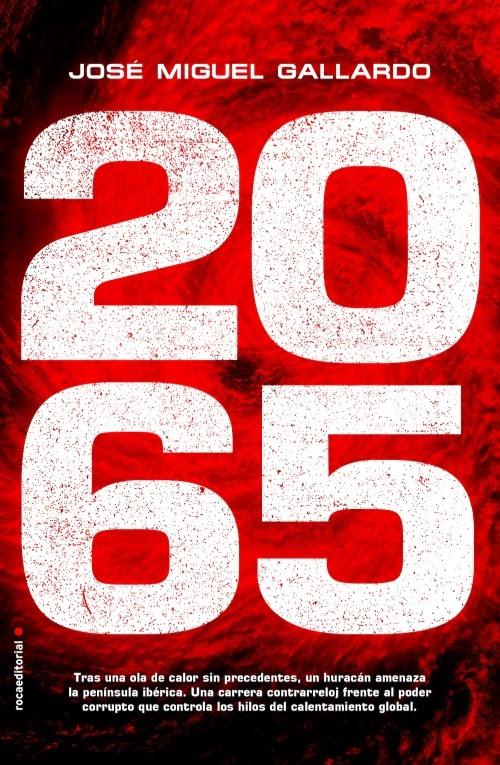 Resultado de imagen de reseña libro 2065
