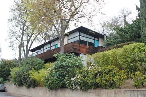 Mocine Duplex, Farrell & Simpson, Architects 1951 by Michael Locke