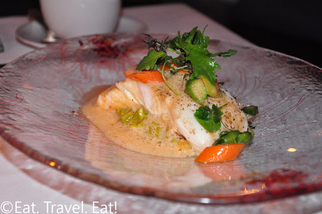OVEN ROASTED WILD NORTHWEST HALIBUT