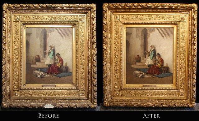 Eli Wilner Frame Restoration Services