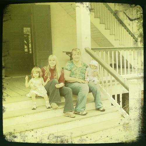 Vermilionville Porch