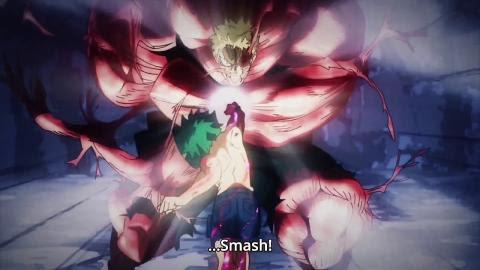 One For All 1.000.000 %: Delawere Detroit Smash - Midoriya Izuku (Boku no Hero Academia)