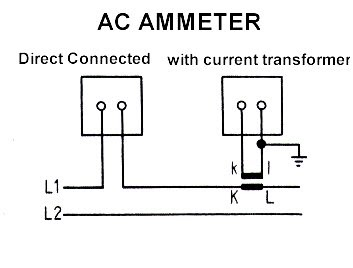 Video Autos    Induction       Ammeter       Induction       Ammeters    Easily   Wiring Circuit    Diagram