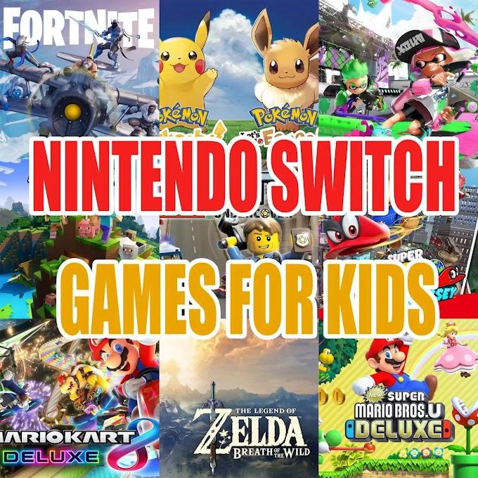 12 Best Switch Games