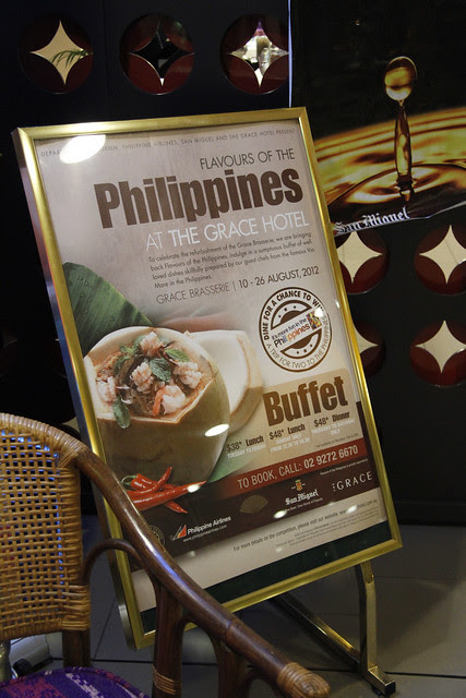 Flavours of the Philippines at Grace Hotel