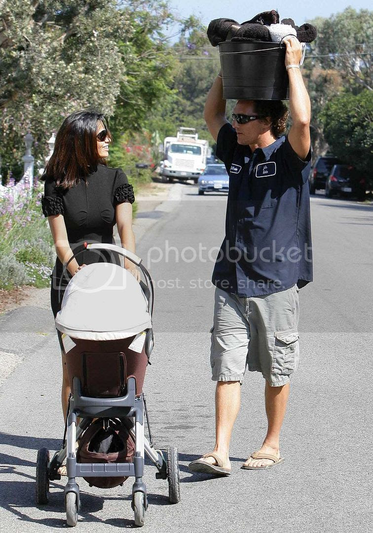 Claire Celebrity: Camila Alves Baby Weight 25 Mar 2011 Wow