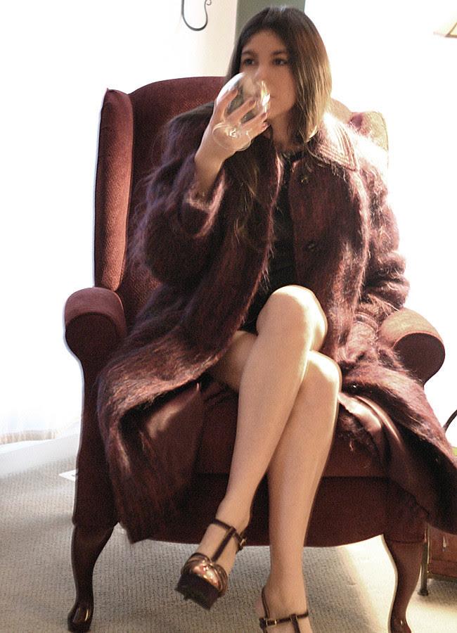 Chatham coat, Fashion