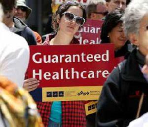 Reforma de Salud EEUU. Foto: Archivo