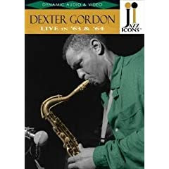 Dexter Gordon Live in '63 & '64