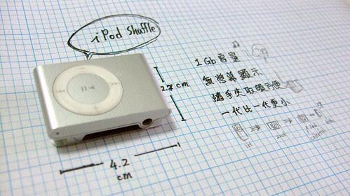 介紹iPod Shuffle
