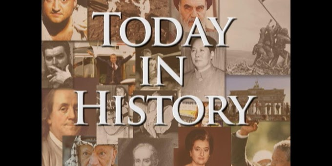 Today in History for October 27th