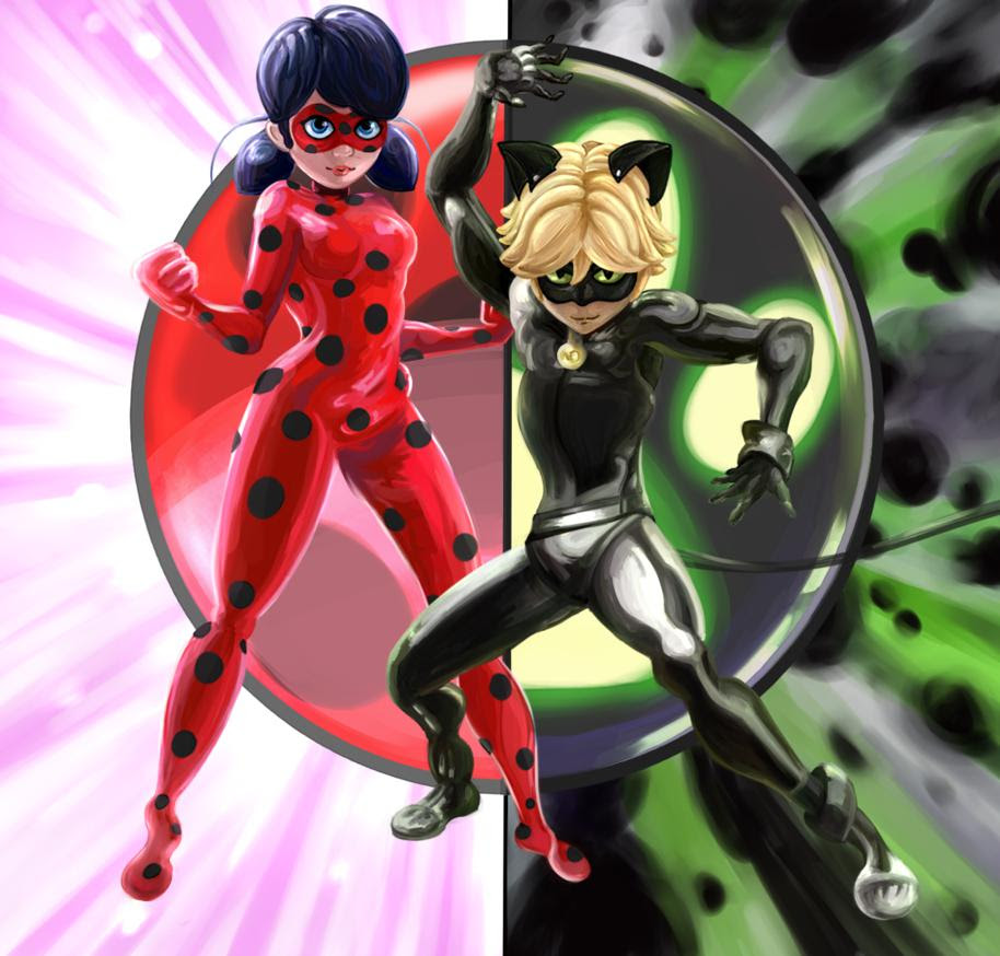 Miraculous Tales Of Ladybug Cat Noir Wallpapers And Background