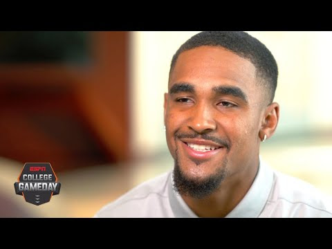 Jalen Hurts Wouldn't Change His Unprecedented Journey For The World