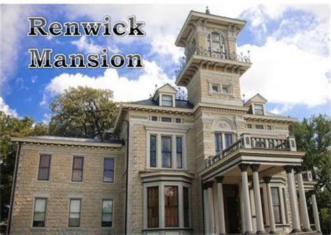 Renwick Mansion, Davenport, IA http://www.qctimes.com/app