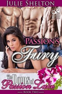 Passion's Fury Cover