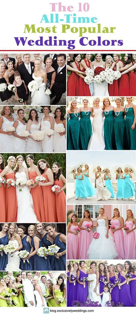 Best 100  Wedding Color Stories images on Pinterest