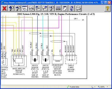 2002 Saturn L300 CRANK SENSOR: My L300 Died at An ...