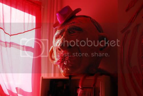 """Code Pink """"Bushie"""""""