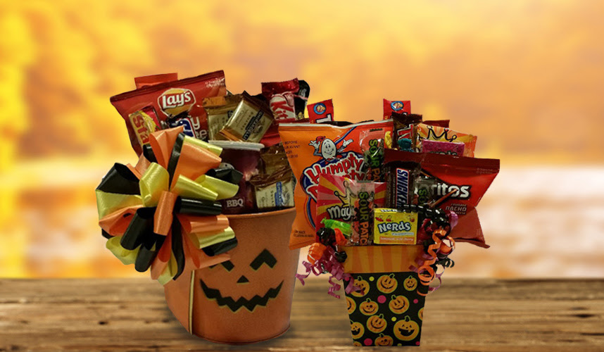 Halloween Gift Baskets Are Shipping My Blog
