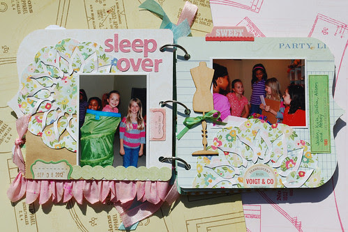 Sleep over page
