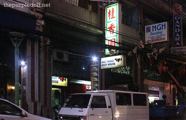 Ang Tunay Beef House