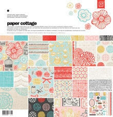 Basic Grey Paper Cottage 6x6 Paper Pad