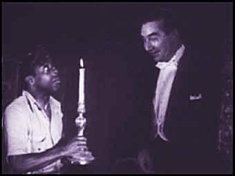 Bela Lugosi Sunshing Sammy Morrison