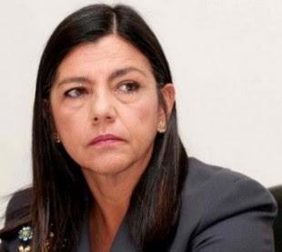 A governadora do Estado do Maranhão, Roseana Sarney. Foto: Reprodução
