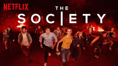 Série The Society da Netflix