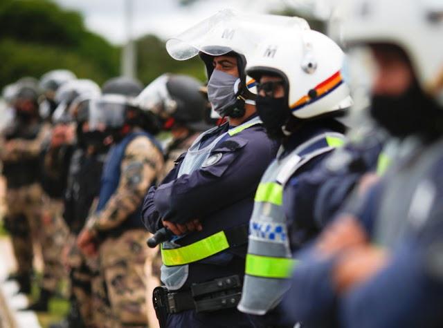 Ministério Público do DF questiona PM sobre planos para o 7 de Setembro