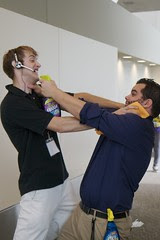 Battle for Pitchman Superiority [Otakon 2009]