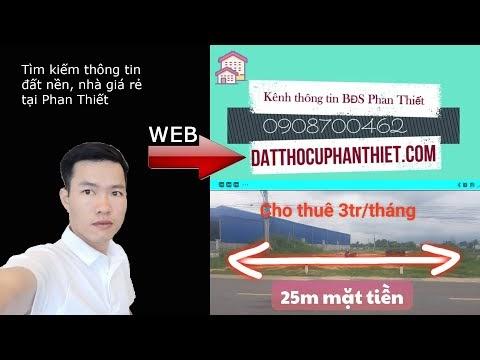 Cho thuê 1400m2 mặt tiền QL28, gần TT Phan Thiết, giá chỉ 3tr/tháng