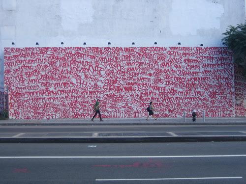 Barry McGee Mural, New York City, 9 September 2010 _7615
