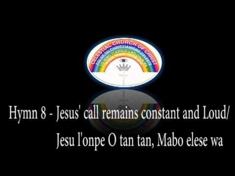 CCC Hymn 8 Jesu is calling you, oh come / Jesu l'onpe o tantan