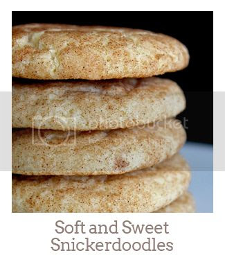 """""""Soft and Sweet Snickerdoodles"""""""