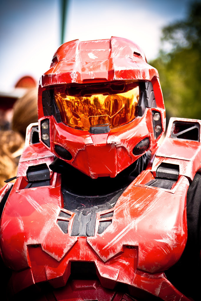 Master Chief Red
