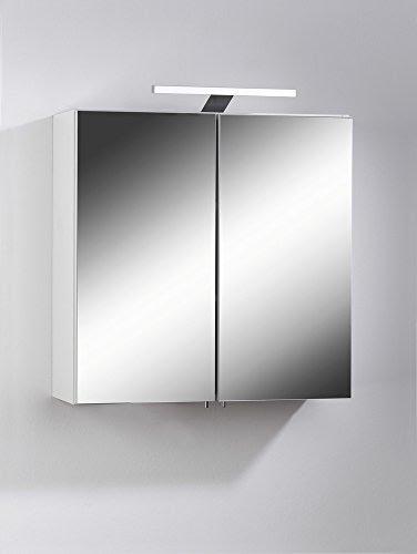Cavadore 86137 Spiegelschrank Sharpcut-Bad / Eleganter ...