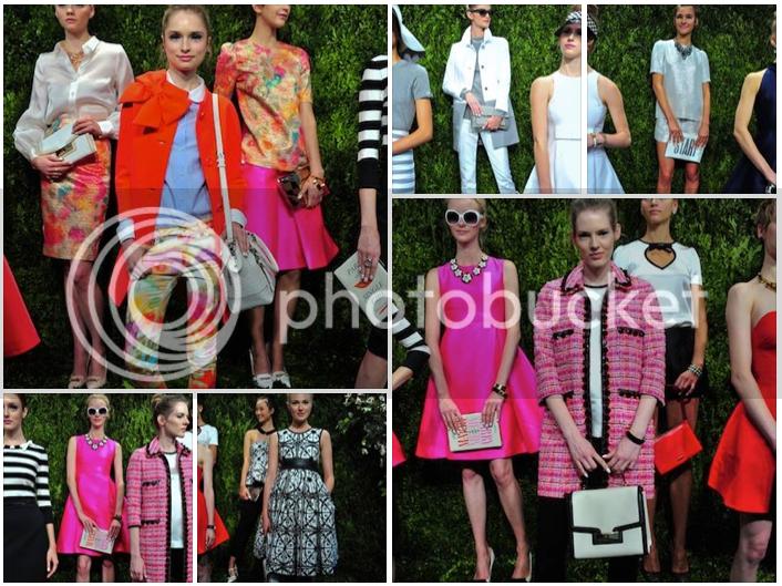 fashion blogger Argentina NYFW New york fashion week spring summer 2014