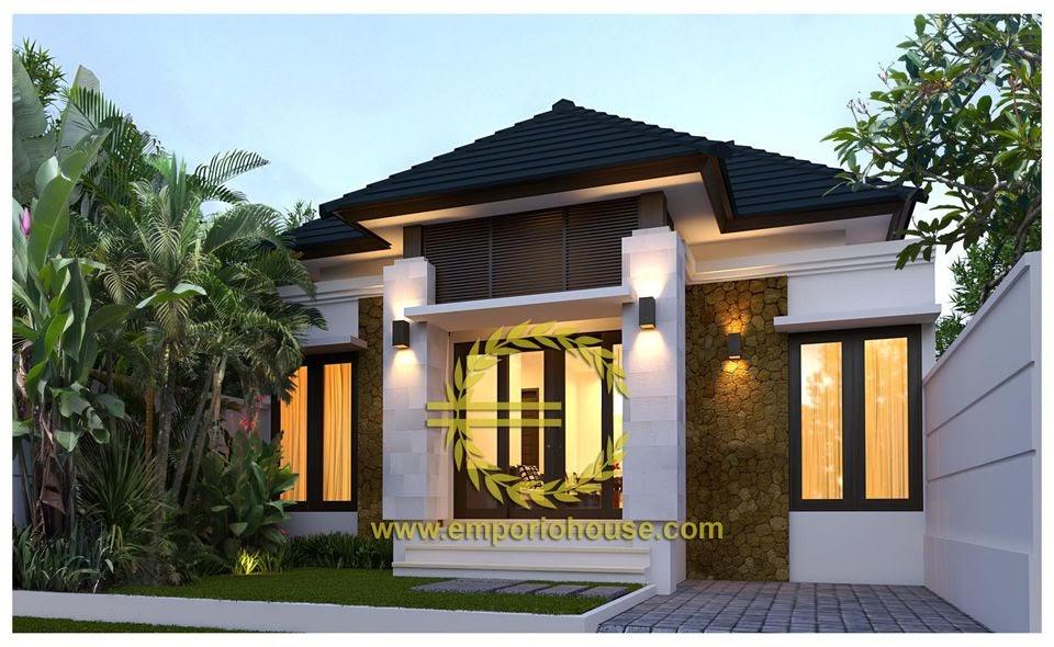 Desain Rumah Minimalis Lebar 4 Meter 1 Lantai - Desain ...