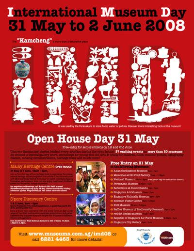International Museum Day 2008