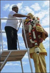 SJV memorial event in Jaffna