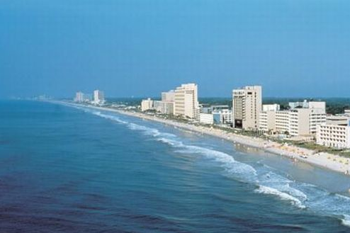 Myrtle Beach South California The Best Beaches In World