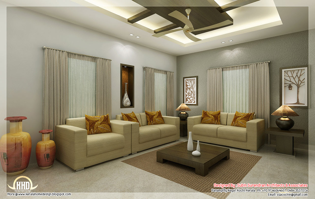 Awesome 3D interior renderings | Home Interior Design