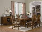 Dining Table Set Listed In: White Dining Room Sets Oak Dining Room ...