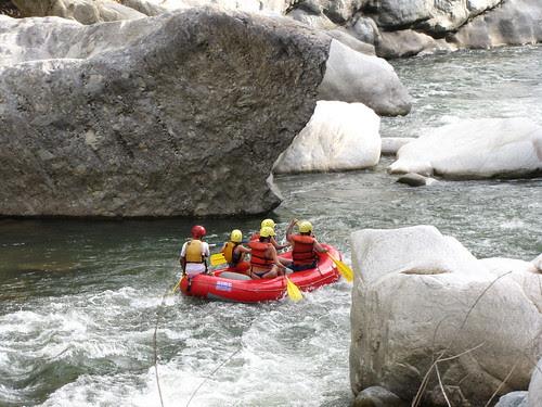 Cangrejal River Rafting